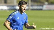 """Raúl Navas: """"Estoy contento por volver a jugar"""""""