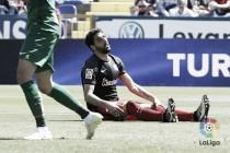 """Raúl Garcia: """"No hay que poner escusas, el equipo no ha estado bien"""""""