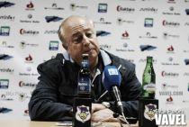 """Raúl González: """"Los resultados están siendo injustos, hacemos méritos para ganar"""""""