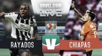 Resultado y goles del Monterrey vs Jaguares Chiapas de la Liga MX (4-1)