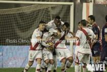 Lista de convocados del Rayo Vallecano para medirse al Levante