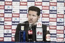 """Simeone: """"En este tramo de temporada, lo importante es ganar"""""""