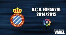 RCD Espanyol 2014/2015: acto de fe para asaltar el continente