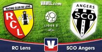 Live Ligue 2 : le match Lens vs Angers en direct