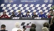 Rueda de prensa del GP de Italia de MotoGP 2016
