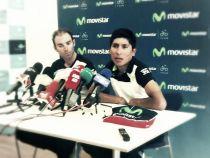 """Alejandro Valverde: """"Es una crono muy exigente"""""""