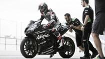 Rea vuela en Jerez, en el día del estreno de Torres con Althea Racing