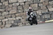 Jonathan Rea, el más rápido en el test de Aragón