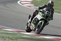 Imola: in Gara1 doppietta Kawasaki con Rea e Sykes