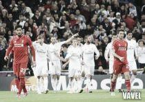 Le Real assure, Ronaldo rumine