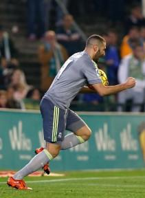 Le Real Madrid câle face au Betis Séville