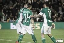 Real Sociedad - Real Betis: puntuaciones Real Betis, jornada 22