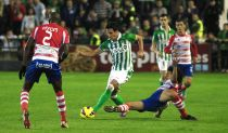 El Real Betis - Granada CF se disputará en la mañana del domingo 6 de marzo