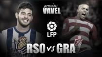 Real Sociedad - Granada: no hay dos sin tres