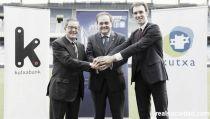 Kutxabank y la Real Sociedad mantienen su unión