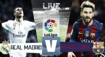 Real Madrid - Barcellona in diretta (2-3)