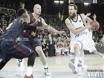 El Madrid vence el primer pulso a los blaugranas