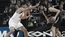 El Madrid atropella al Bilbao y recupera el co-liderato