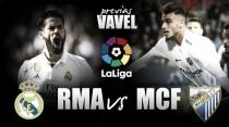 La previa Real Madrid - Málaga CF: dejar atrás las malas sensaciones