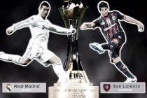 Real Madrid - San Lorenzo: santos y galácticos en un duelo por la gloria