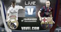 Live El Clasico : le match Real Madrid - Barcelone en direct