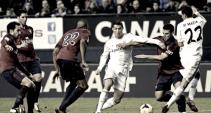 El Real Madrid, próximo escollo de Osasuna