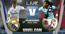 Live Liga BBVA : le match Real Madrid - Rayo Vallecano en direct