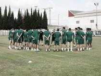 El Real Murcia echa a rodar sin Álvaro Marín