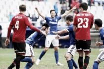 El Real Oviedo capea el temporal