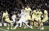 Un grande Villarreal ferma il Real Madrid: al Bernabeu è 1-1
