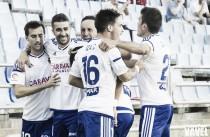 Plantilla y calendario de competición del Real Zaragoza 2016-2017
