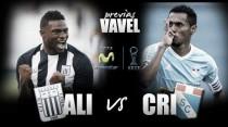 Alianza Lima- Sporting Cristal:Por el liderato del celeste