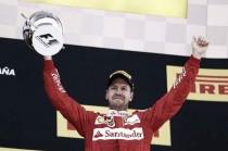 """Sebastian Vettel: """"Estamos sorprendidos por lo superiores que eran los Red Bull"""""""