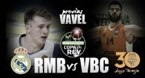 Previa Real Madrid Baloncesto - Valencia Basket: el último baile de esta fiesta