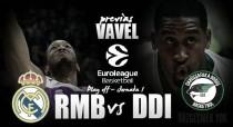 Previa Real Madrid - Darussafaka: vuelven los Playoffs al Palacio