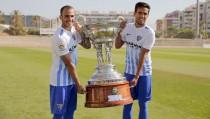 """Recio: """"El Costa del Sol es nuestro trofeo, el que nos gusta jugar"""""""