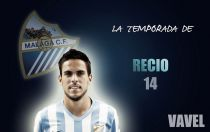 Málaga 2014/2015: la temporada de José Luis García 'Recio'