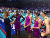 Duel in the Pool 2015: El Team USA domina la primera jornada