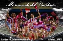 """Mi recuerdo del Calderón: Ese """"algo"""""""