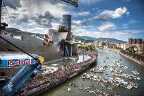 Bilbao decidirá el título anual del Red Bull Cliff Diving