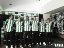 Atlético Nacional presentó sus refuerzos para el año 2017