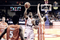 Legabasket Serie A - Cervi domina, Reggio Emilia vince con spavento finale contro Varese (73-68)