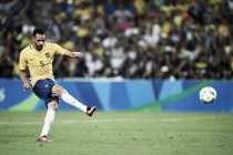 "Renato Augusto enaltece conquista do ouro olímpico: ""Sou um cara privilegiado"""