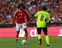 Renato Sanches supera a Cristiano Ronaldo