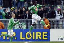 Saint-Etienne domine Reims