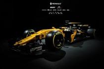 Renault apresenta novo carro para temporada de 2017 da Fórmula 1