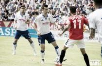 Manu Lanzarote renueva con el Real Zaragoza por una temporada