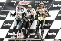 Vuelta al 2015. GP de la República Checa: Zarco no da tregua