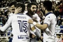 Guitián, Culio, Ros y Lanzarote debutan con el Real Zaragoza
