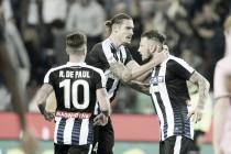 Serie A: l'Udinese va sotto, poi dilaga. Follia Diamanti, espulsione diretta